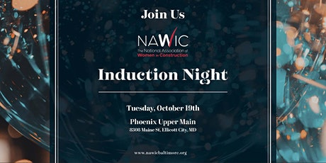 NAWIC Baltimore Board Induction Night tickets