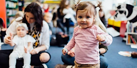 Baby Rhyme Time session 2 tickets