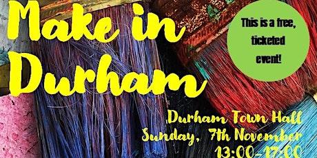 Make in Durham! tickets