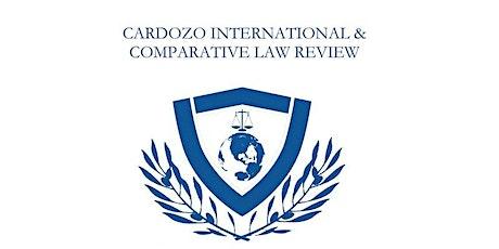 Cardozo International & Comparative Law Review Fall Symposium 2021 tickets
