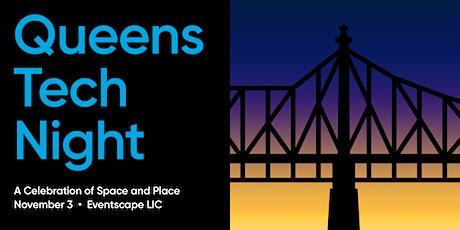 Queens Tech Night - November 2021 tickets