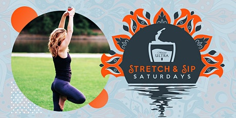 Stretch and Sip Saturdays tickets