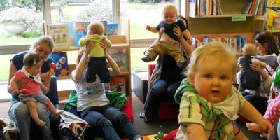 Toddler Rhyme Time (Chorley)