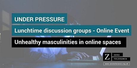 Under Pressure Discussion Group for Professionals Working with Young People tickets