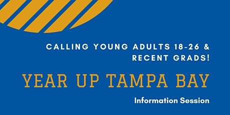 Year Up Tampa Bay Information Session tickets