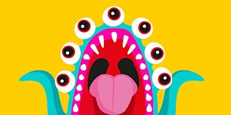 Monster Clay workshop - Monster Invasion tickets