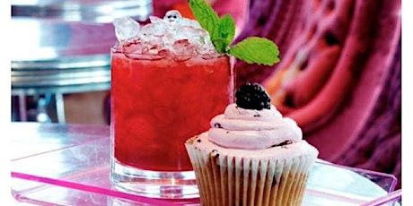 Cocktails & Cupcake Pairing Event! tickets
