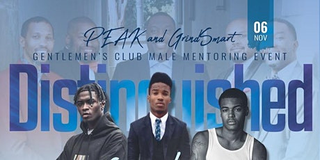 The Gentleman's Club Youth Mentoring Event tickets