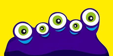 Monster Movie Making workshop - Monster Invasion tickets