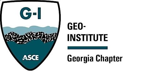 ASCE Georgia Geo Institute October 2021 Webinar tickets