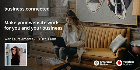 business.connected: Make your website work for your business tickets