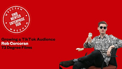 Growing a TikTok Audience (in person event) tickets