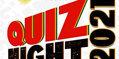 Black History Month Quiz Night 2021 tickets