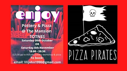 Pizza & Pottery Event tickets