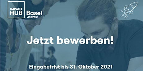 Impact Hub Basel Incubator: Info Call tickets