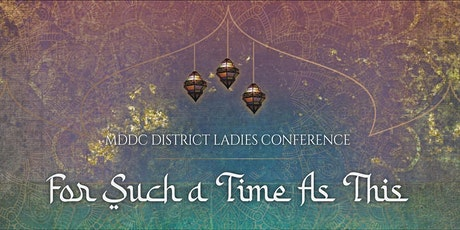 MD-DC Ladies Conference 2021 tickets