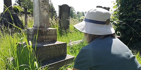 Old Cemetery History Project - adding records to the map tickets