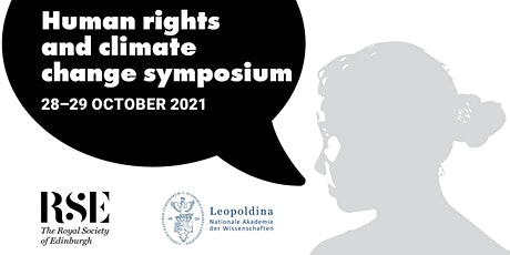 Human rights and climate change symposium - day 1 tickets