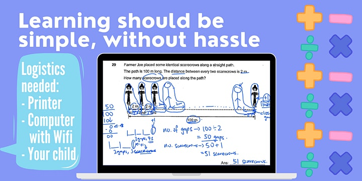 Final Lap Intensive Revision! Primary 5 Math Online image