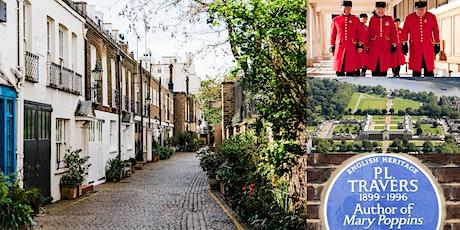 'London's Chelsea: Artistic & Literary Bohemian Riverside Village' Webinar tickets