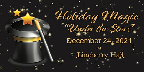 Holiday Magic Under The Stars tickets