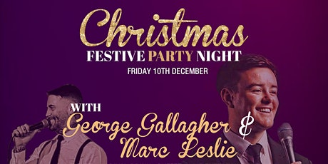 The Ultimate Christmas Party Night tickets
