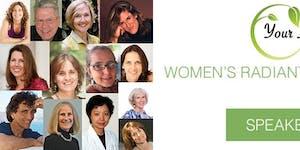 Women's Radiant Wellness Online Speakers Summit