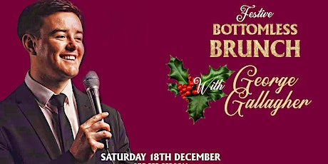 Bottomless Brunch with George Gallagher tickets