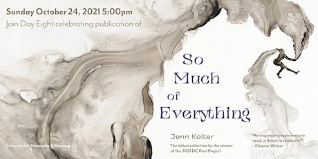 Jenn Koiter book launch celebration for So Much of Everything tickets