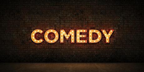 A Night Of Comedy Stamford CT. (Tutti Pazzi) tickets