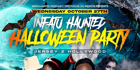 Mama Sushi Celebrity Halloween Party (Jersey 2 Hollywood) tickets