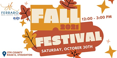 Ferraro Fall Fest 2021 tickets