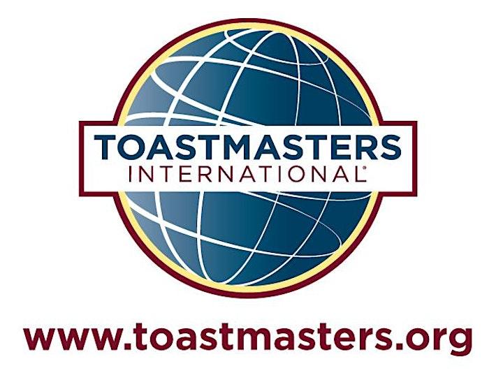 Toastmasters  Meeting image