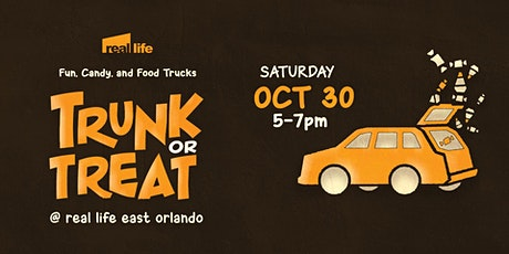 Trunk or Treat @ Real Life East Orlando tickets