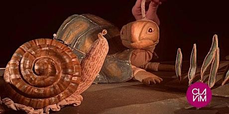 Histoire d'un escargot qui découvrit l'importance de la lenteur billets