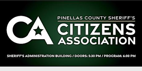 Sheriff's Citizens Association tickets