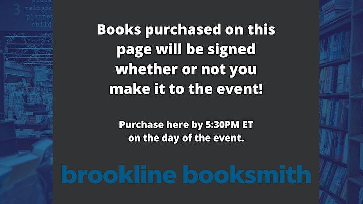 Live at Brookline Booksmith! Britni de la Cretaz & Lyndsey D'Arcangelo image