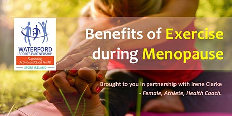 Benefits of Exercise During Menopause tickets