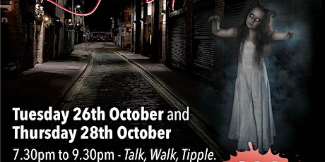 BELFAST GHOST TOUR - A SPOOKY HALLOWEEN EXPERIENCE tickets