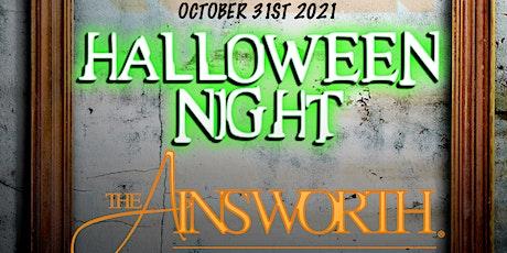 Halloween Sunday Funday @ The Ainsworth tickets