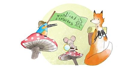 Thursday Forest School at Willsbridge Mill - 3 week term booking tickets