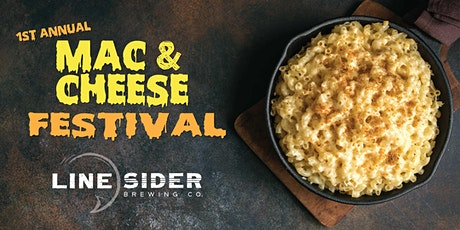 1st Annual Mac & Cheese Festival at Linesider Brewing Company! tickets