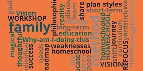 Homeschool Vision Workshop tickets
