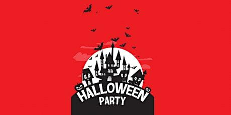 Halloween Party entradas