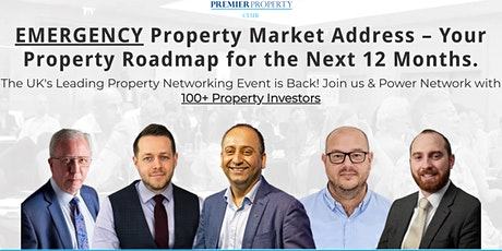 EMERGENCY Property Market Address – Your Property Roadmap for the Next 12.. tickets