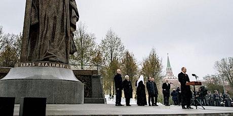 Humanities Society - Putin's Use of Russian History tickets