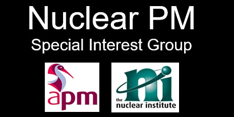 Nuclear PM SIG Community Briefing -  an update on our strategy tickets