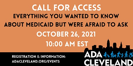 Everything You Wanted to Know About Medicaid but were Afraid to Ask tickets