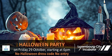 LCI Halloween Party tickets