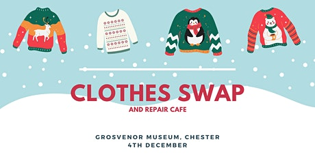 Clothes Swap and Repair Cafe tickets